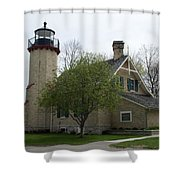 Mcgulpin Shower Curtain