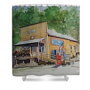 Mckays General Store Shower Curtain