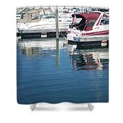 Mckinley Marina 1 Shower Curtain