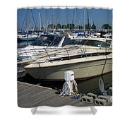 Mckinley Marina 7 Shower Curtain