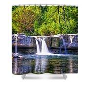 Mckinney Falls Shower Curtain