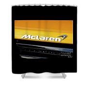 Mclaren Shower Curtain