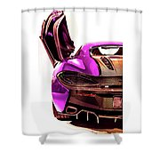 Mclaren Shower Curtain