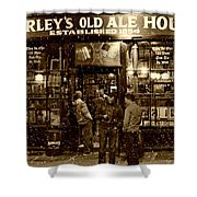 Mcsorley's Old Ale House Shower Curtain