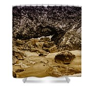 Mcway Cove Shower Curtain