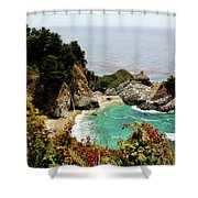Mcway Falls 2 Shower Curtain