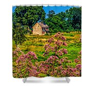 Meadow House At Longwood Shower Curtain