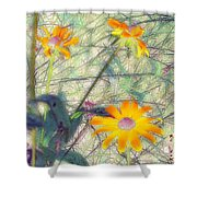 Meadow Out Loud Shower Curtain