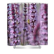 Meadow Sage Shower Curtain