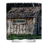 Meadow Shelter Shower Curtain