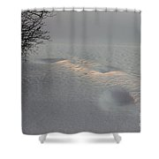 Means Of Survival Shower Curtain