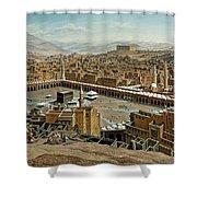 Mecca Shower Curtain