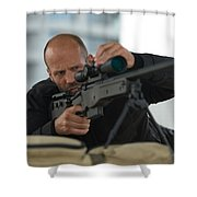 Mechanic Resurrection Shower Curtain