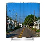 Mechanicsburg Pa Shower Curtain
