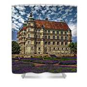 Mecklenburg Palace Shower Curtain