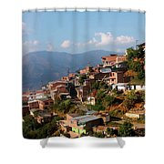 Medellin Shower Curtain
