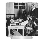 Medical X-ray, 1896 Shower Curtain