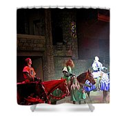 Medieval Times Dinner Theatre In Las Vegas Shower Curtain