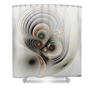 Medulla Shower Curtain