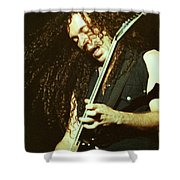 Megadeath 93-marty-0372 Shower Curtain