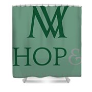 Mehlhop  Vogt Law Offices Shower Curtain