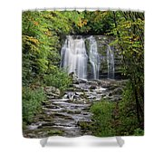 Meig Falls 7 Shower Curtain