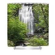 Meigs Falls 1 B Shower Curtain