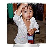 Mekon Delta Child Shower Curtain