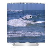 Melbourne Beach Florida Usa Shower Curtain