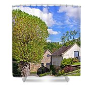 Melbourne Hall Mill - Derbyshire Shower Curtain