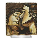 Meleager's Wish Shower Curtain