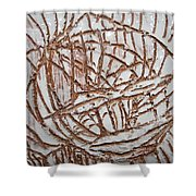 Mellow - Tile Shower Curtain