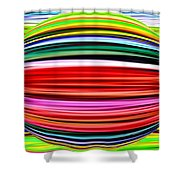 Melon Mania Shower Curtain
