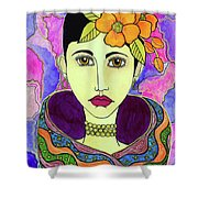 Melora Shower Curtain