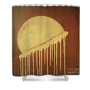 Vanilla Moon Shower Curtain