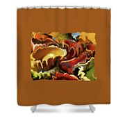 Melting Pots Shower Curtain