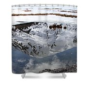 Melting View Shower Curtain