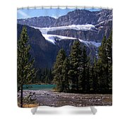 Meltwater Shower Curtain