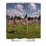 Memorial Day 2017 Shower Curtain