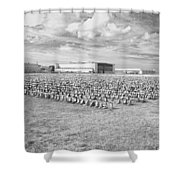 Memorial Shower Curtain