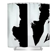 Memories 1 And 2 Shower Curtain