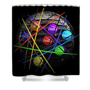 Memories Are Made Of This Shower Curtain