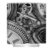 Memories In Time Shower Curtain