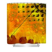 Memories Of Another Time IIi Shower Curtain