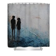 Memories Of Us #1 Shower Curtain