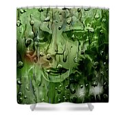Memory In The Rain Shower Curtain by Darren Cannell