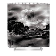Memory Shower Curtain