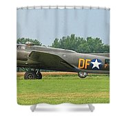 Memphis Belle 3912 Shower Curtain