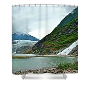 Mendenhall Shower Curtain