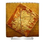 Mention - Tile Shower Curtain